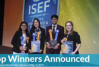 Capture ISEF Winners 2019